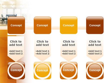 Office Canteen PowerPoint Template Slide 18