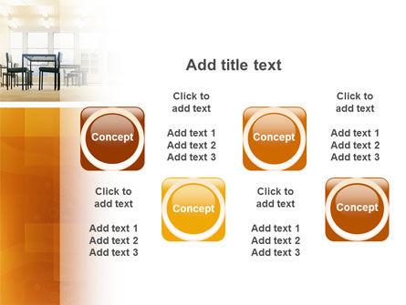 Office Canteen PowerPoint Template Slide 19