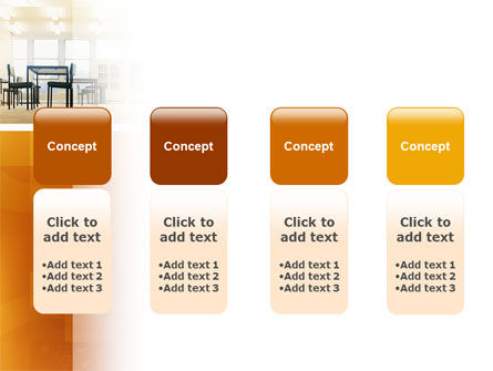 Office Canteen PowerPoint Template Slide 5