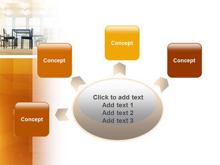 Office Canteen PowerPoint Template Slide 7