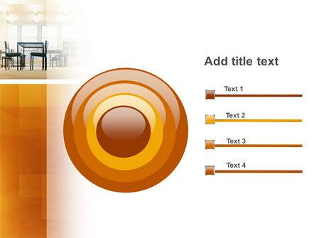 Office Canteen PowerPoint Template Slide 9