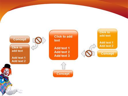 Clown PowerPoint Template Slide 13