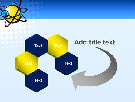 Atom PowerPoint Template Slide 11
