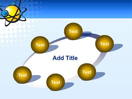 Atom PowerPoint Template Slide 14