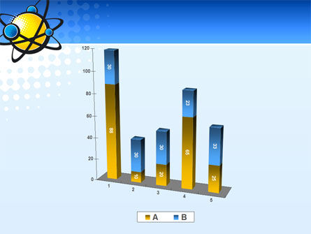 Atom PowerPoint Template Slide 17
