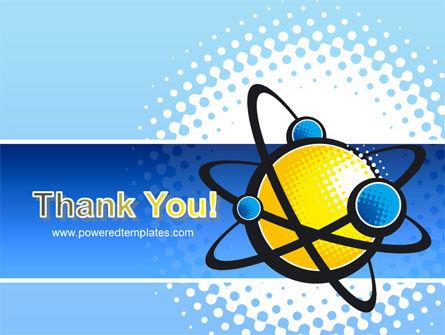 Atom PowerPoint Template Slide 20