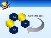 Atom PowerPoint Template#11