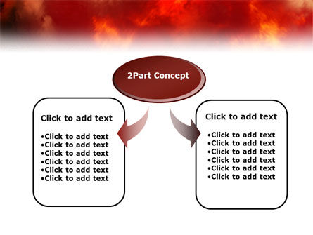 Fire Alarm PowerPoint Template, Slide 4, 02804, People — PoweredTemplate.com