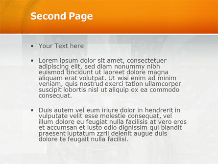 Personnel PowerPoint Template, Slide 2, 02805, Consulting — PoweredTemplate.com