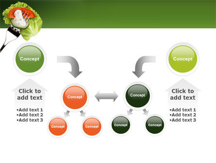 Salad PowerPoint Template Slide 19