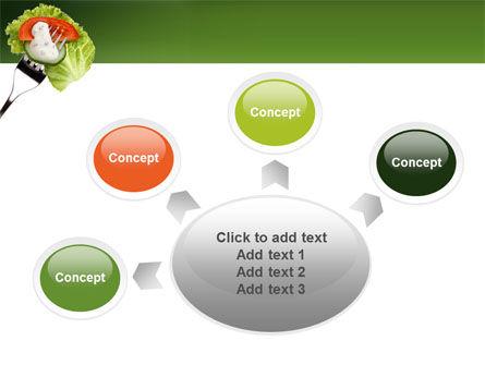Salad PowerPoint Template Slide 7