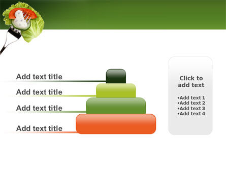 Salad PowerPoint Template Slide 8