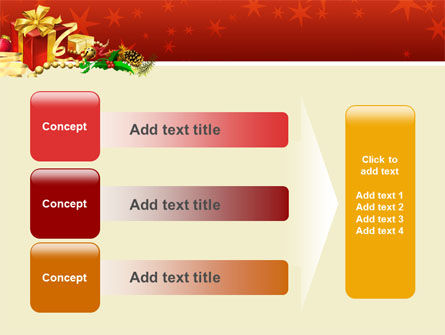 Holiday Season PowerPoint Template Slide 12