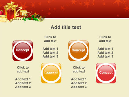 Holiday Season PowerPoint Template Slide 19