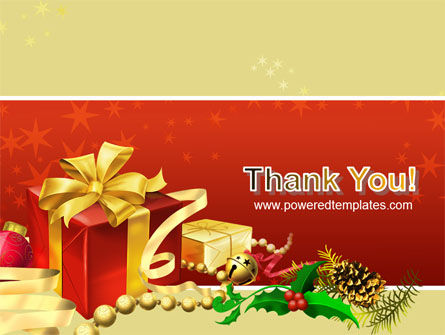 Holiday Season PowerPoint Template Slide 20