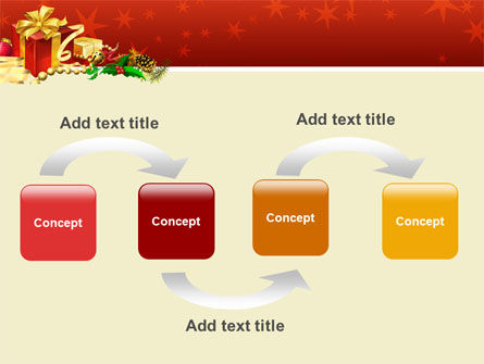 Holiday Season PowerPoint Template, Slide 4, 02813, Holiday/Special Occasion — PoweredTemplate.com
