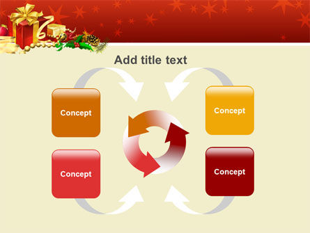 Holiday Season PowerPoint Template Slide 6