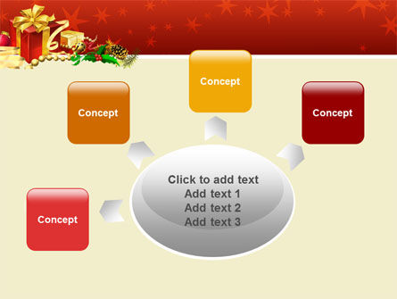 Holiday Season PowerPoint Template Slide 7