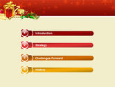 Holiday Season PowerPoint Template#3