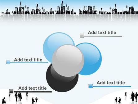 City PowerPoint Template Slide 10