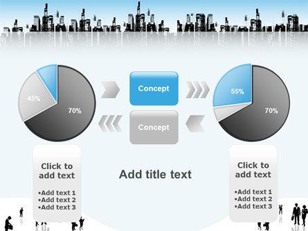 City PowerPoint Template Slide 11