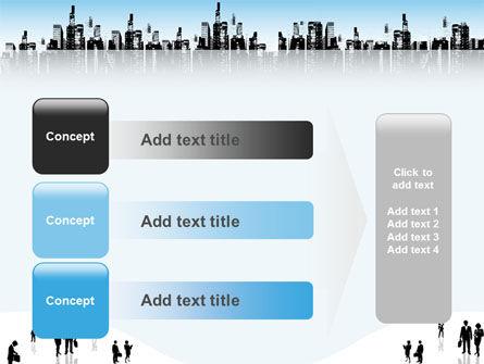 City PowerPoint Template Slide 12