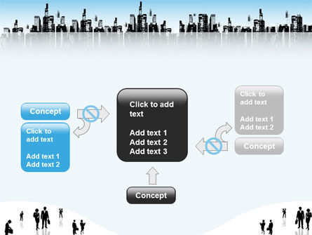 City PowerPoint Template Slide 13