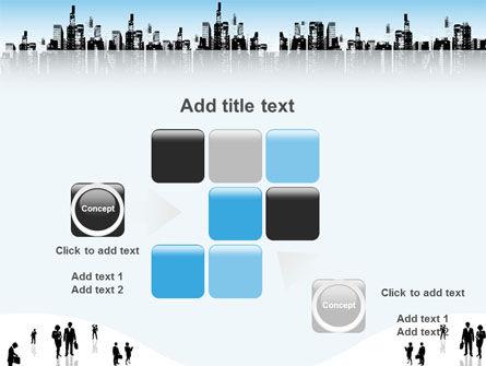 City PowerPoint Template Slide 16