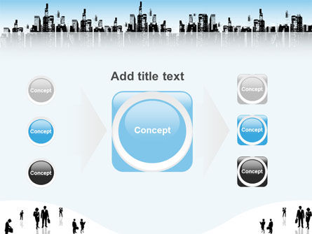 City PowerPoint Template Slide 17