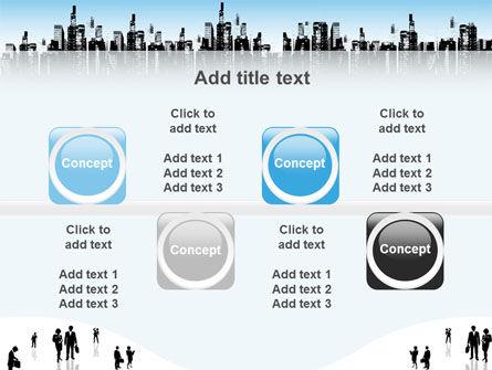 City PowerPoint Template Slide 19
