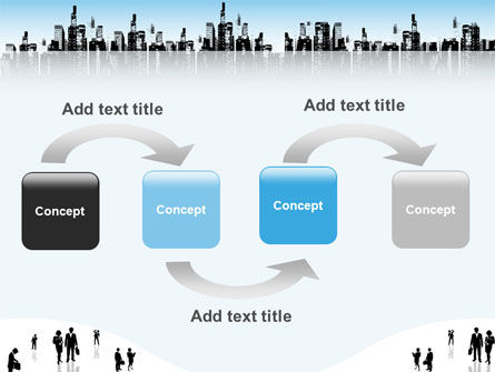 City PowerPoint Template, Slide 4, 02814, Business — PoweredTemplate.com