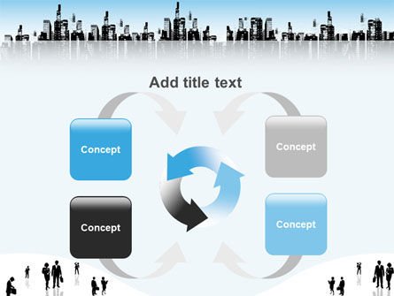 City PowerPoint Template Slide 6