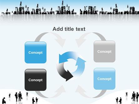 City PowerPoint Template Slide 6