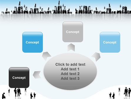 City PowerPoint Template Slide 7