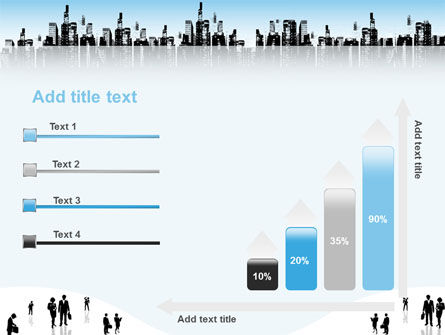 City PowerPoint Template Slide 8