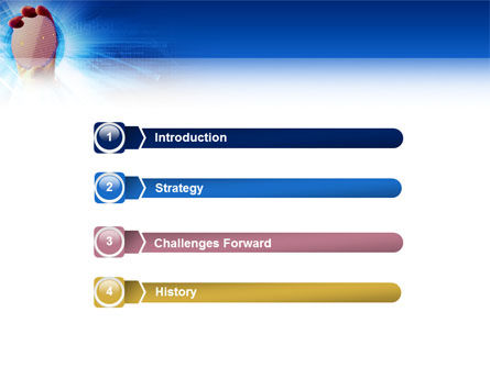 Semiconductor Matrix PowerPoint Template Slide 3