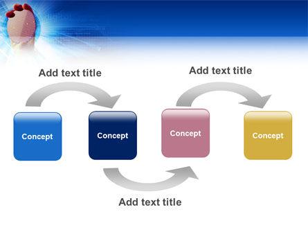 Semiconductor Matrix PowerPoint Template Slide 4