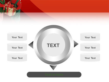 Christmas Kids PowerPoint Template Slide 12