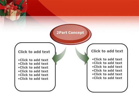 Christmas Kids PowerPoint Template, Slide 4, 02816, Education & Training — PoweredTemplate.com