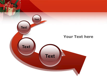 Christmas Kids PowerPoint Template Slide 6