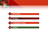 Christmas Kids PowerPoint Template#3