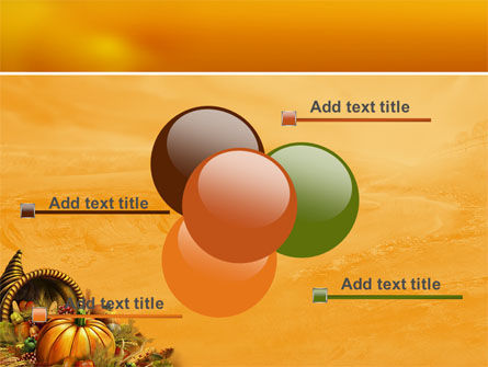 Thanksgiving Day Free PowerPoint Template Slide 10