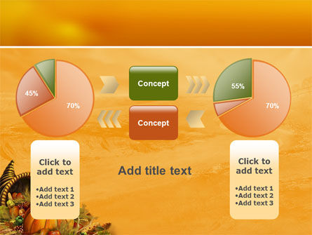 Thanksgiving Day Free PowerPoint Template Slide 11