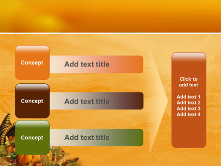 Thanksgiving Day Free PowerPoint Template Slide 12