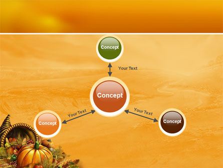 Thanksgiving Day Free PowerPoint Template Slide 14
