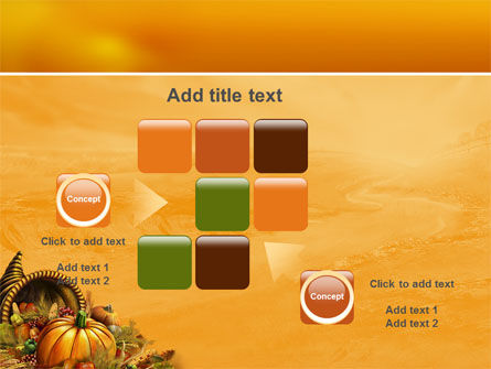 Thanksgiving Day Free PowerPoint Template Slide 16