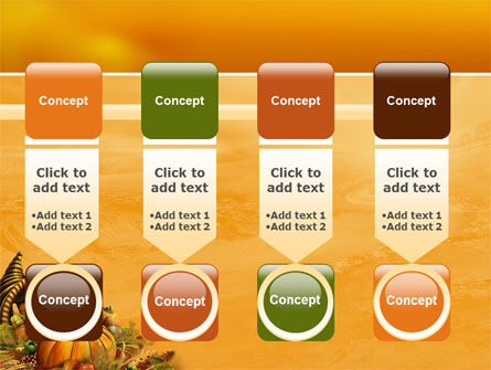Thanksgiving Day Free PowerPoint Template Slide 18