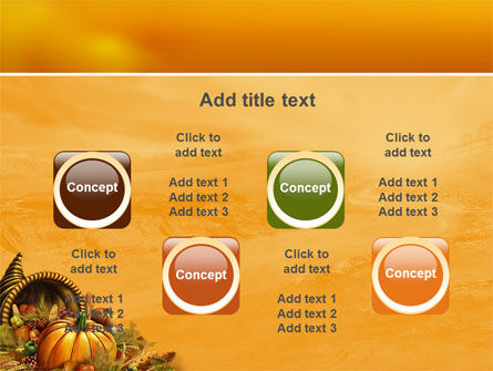 Thanksgiving Day Free PowerPoint Template Slide 19