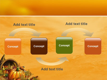 Thanksgiving Day Free PowerPoint Template, Slide 4, 02819, Holiday/Special Occasion — PoweredTemplate.com