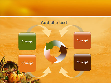 Thanksgiving Day Free PowerPoint Template Slide 6